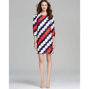 Kate Spade Julian Dress Polka dot Winter Seaside 8
